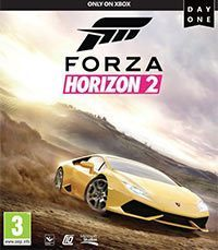 Game Box for Forza Horizon 2 (X360)