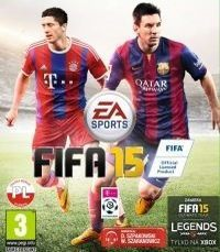 Game Box for FIFA 15 (PC)
