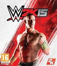 Game Box for WWE 2K15 (PC)