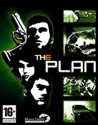 Game Box for The Plan (XBOX)