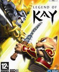Okładka Legend of Kay (NDS)