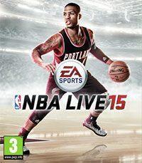 Okładka NBA Live 15 (XONE)