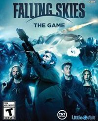 Okładka Falling Skies: The Game (X360)