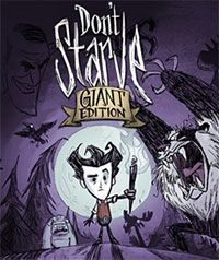 Don't Starve: Giant Edition (PS3 cover