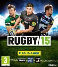 Okładka Rugby 15 (PS4)