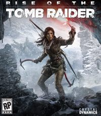 Game Box for Rise of the Tomb Raider (XONE)