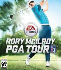 Game Box for Rory McIlroy PGA TOUR (PS4)