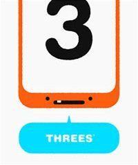 Okładka Threes! (XONE)