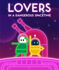 Game Box for Lovers in a Dangerous Spacetime (PC)