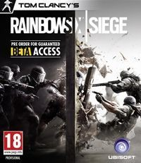 Game Box for Tom Clancy's Rainbow Six: Siege (PC)