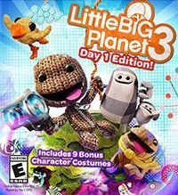 Okładka LittleBigPlanet 3 (PS4)