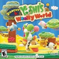 Okładka Yoshi's Woolly World (WiiU)