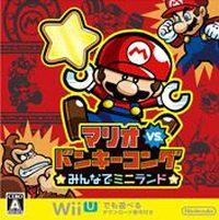 Game Box for Mario vs. Donkey Kong: Tipping Stars (WiiU)