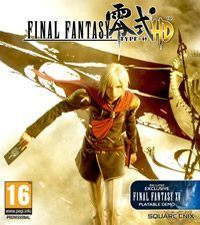 Game Box for Final Fantasy Type-0 HD (PC)