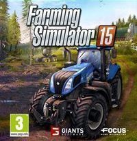 Okładka Farming Simulator 15 (PC)