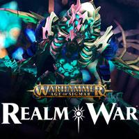 Okładka Warhammer Age of Sigmar: Realm War (AND)