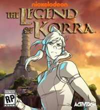Okładka The Legend of Korra (PC)