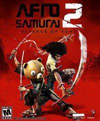 Afro Samurai 2: Revenge of Kuma (PS4 cover