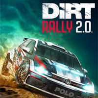 Game Box for DiRT Rally 2.0 (PC)