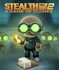 Game Box for Stealth Inc. 2 (PSV)