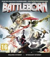 Okładka Battleborn (PC)