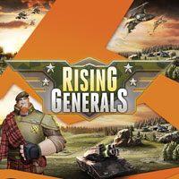 Okładka Rising Generals (WWW)