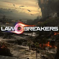 Okładka LawBreakers (PS4)