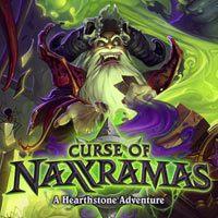 Okładka Hearthstone: Curse of Naxxramas (PC)