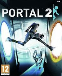 Game Box for Portal 2 (PC)