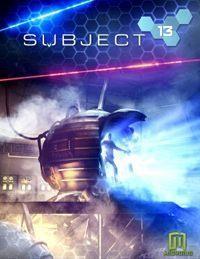 Okładka Subject 13 (PS4)