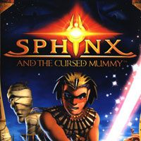 Game Box for Sphinx and the Cursed Mummy (PC)