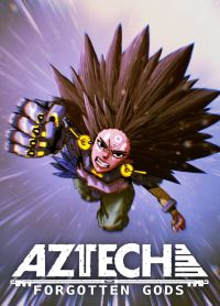 Okładka Aztech: Forgotten Gods (PC)