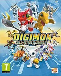 Okładka Digimon All-Star Rumble (PS3)