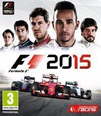 Okładka F1 2015 (PC)