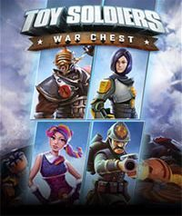 Okładka Toy Soldiers: War Chest (PS4)