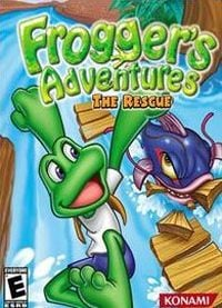 Game Box for Frogger's Adventures: The Rescue (PS2)