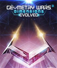Okładka Geometry Wars 3: Dimensions Evolved (PC)