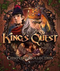 Game Box for King's Quest (PC)