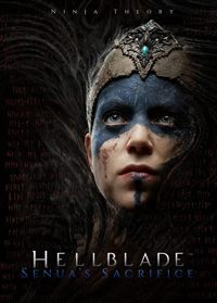 Game Box for Hellblade: Senua's Sacrifice (PS4)
