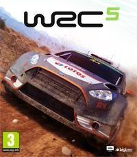 Game Box for WRC 5 (XONE)