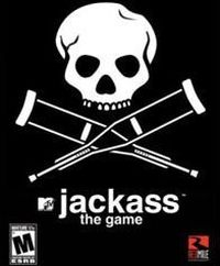 Okładka Jackass: The Game (PSP)