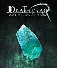 Game Box for Deathtrap (PS4)