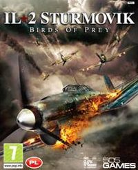 Okładka IL-2 Sturmovik: Birds of Prey (PS3)