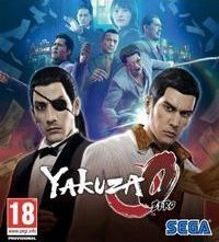 Game Box for Yakuza 0 (PC)
