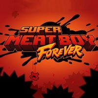 Game Box for Super Meat Boy Forever (PC)