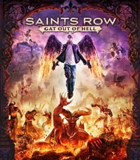 Game Box for Saints Row: Gat out of Hell (PC)