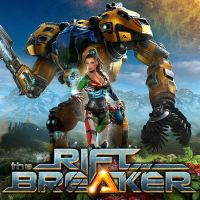 The Riftbreaker cover