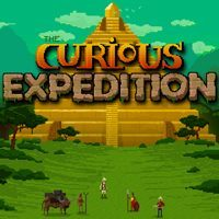 Game Box for The Curious Expedition (PS4)