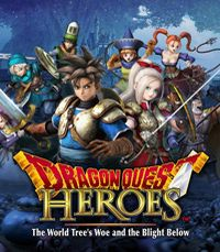 Game Box for Dragon Quest Heroes: The World Tree's Woe and the Blight Below (PC)