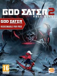Okładka God Eater 2: Rage Burst (PC)
